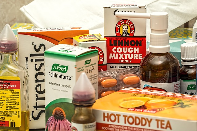 Zakupy leków bez recepty w Internecie